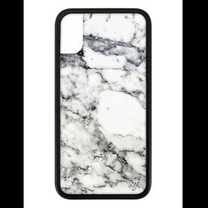 WILDFLOWER marble limited edition iPhone X/Xs case
